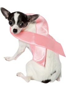 Pink Ribbon Pets Costume