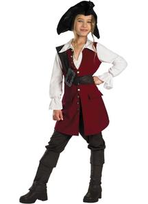Pirat Elizabeth Pirates Of Caribbean Child Costume