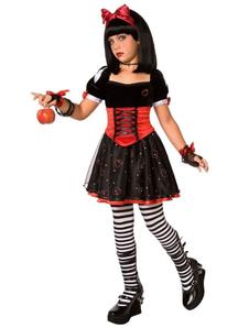 Poisoned Princess Child Costume