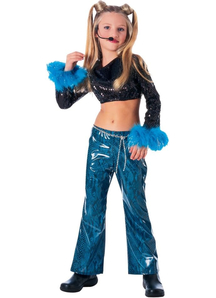 Pop Star Child Costume
