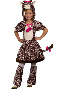 Precious Giraff Child Costume