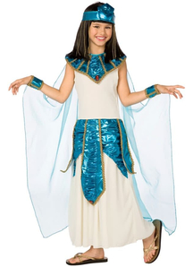 Pretty Cleopatra Child Costume