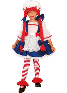 Rag Doll Child Costume