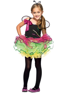 Rainbow Bug Child Costume