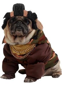 Raper Pet Costume