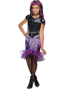 Raven Queen Ever After High Child Costume