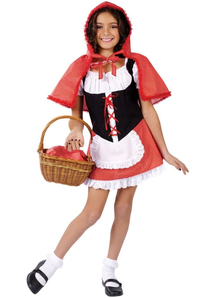 Red Riding Hood Child Costume - 12521