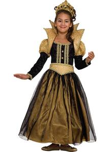 Renaissance Princess Child Costume