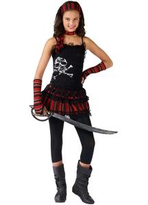 Rock Pirate Child Costume