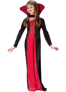 Royal Vampiress Child Costume