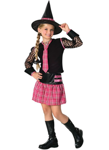 School Witch Child Costume