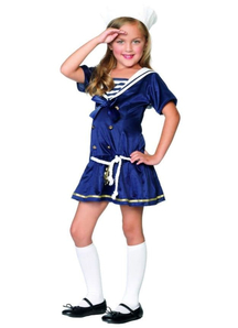 Seagirl Child Costume