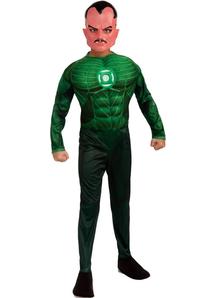 Sinestro Green Lantern Child Costume
