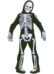 Skeleton Halloween Child Costume