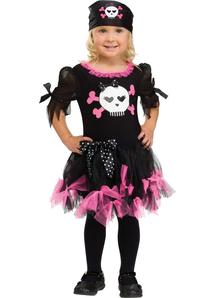 Skully Pirate Child Costume