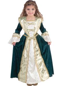 Southern Lady Child Costume
