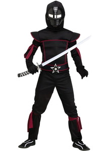 Space Ninja Child Costume