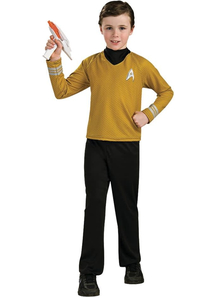Star Trek Gold Child Costume