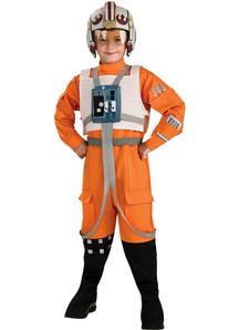 Star Wars Xwing Pilot Child Costume