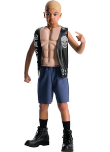 Stone Wwe Child Costume