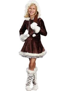 Teddy Eskimo Child Costume