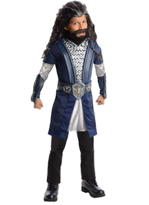 Thorin The Hobbit Child Costume