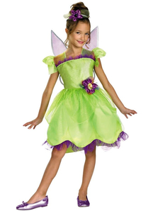Tinker Bell Disney Girlscostume