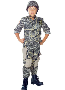 Us Army Soldier Child Costume