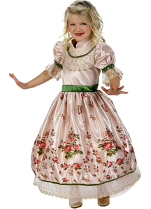 Vintage Princess Child Costume