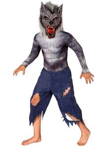 Werewolf Kids Costume