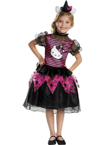 Witch Hello Kitty Child Costume