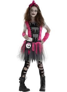 Zombie Girl Child Costume - 11812