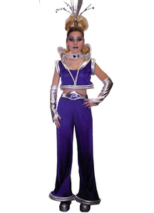 Alien Princess Adult Costume