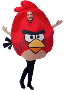Angry Birds Red Costume