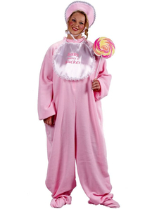 Baby Jammies Adult Costume