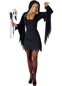 Beautiful Ghost Costume For Adults