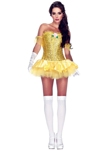 Beauty Adult Costume
