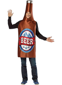 Beer Costume For Adults