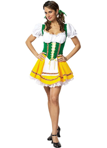 Beer Waitress Adult Costume