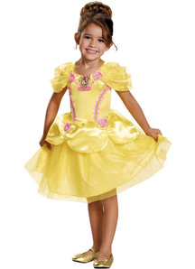 Belle Toddler Costume Disney