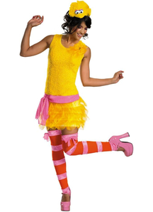 Big Bird Female Costume