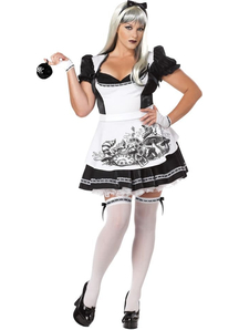 Black Alice The Wizard Of Oz Adult Costume