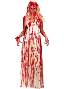 Bloody Ghost Adult Costume