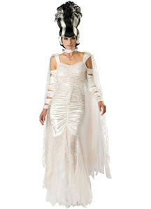 Bride Of Frankenstein Adult Costume