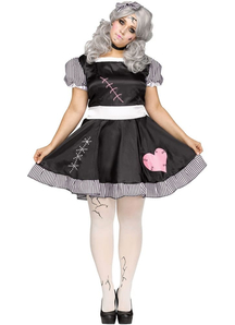 Broken Doll Adult Costume - 12814