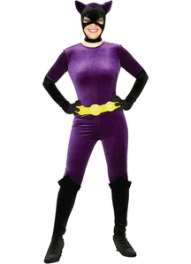 Catwoman Gotham City Adult Costume