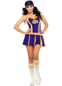 Cheerleader Adult Costume