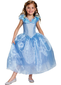 Cinderella Child Costume Disney Movie