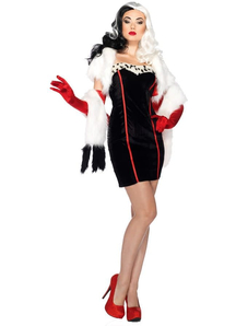 Cruella Adult Costume