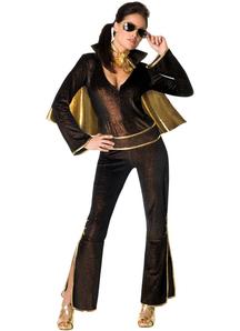 Cute Elvis Adult Costume